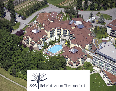 SKA für Rehabilitation Thermenhof